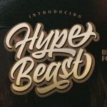 Hypebeast Script Font