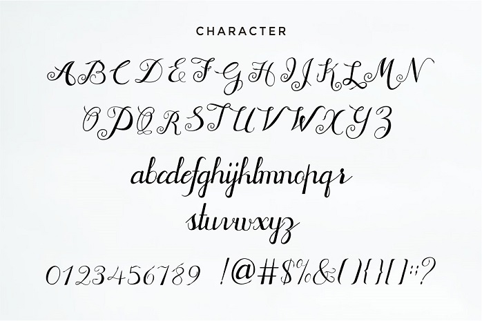 Jofi Script Font-2