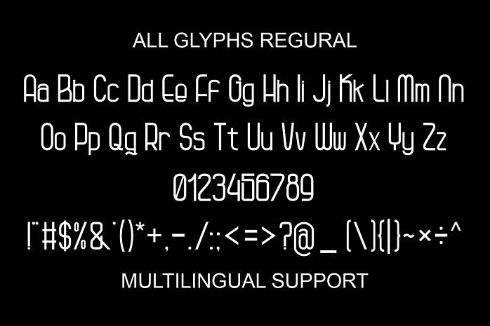 Kagura Sans Serif Font-1