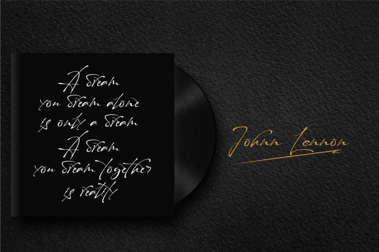 Maestro Signature Font-2