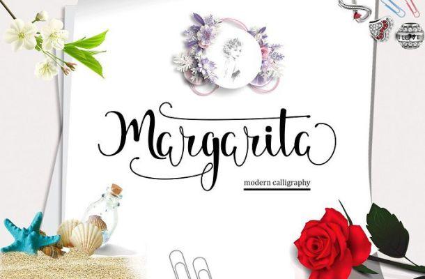 Margarita Script Font