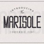 Marisole Typeface