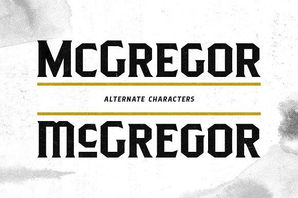 Pittsbrook Serif Typeface-1