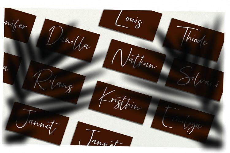 Precious Soul Script Font-2