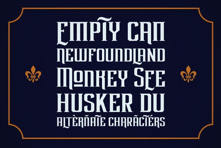 Rebute Typeface-2