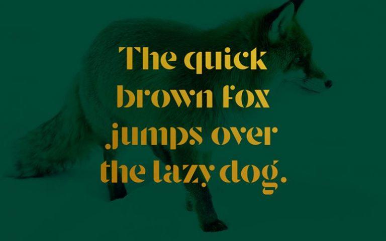 Stanley Display Typeface-1