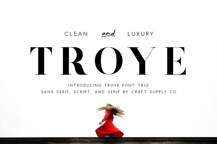 Troye Font Trio