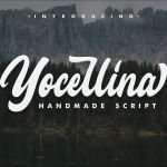 Yocellina Script Font