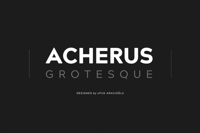 Acherus Grotesque Font Family
