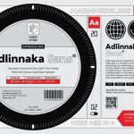 Adlinnaka Font Family