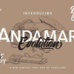Andamar Font Family