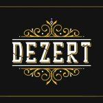 Dezert Typeface