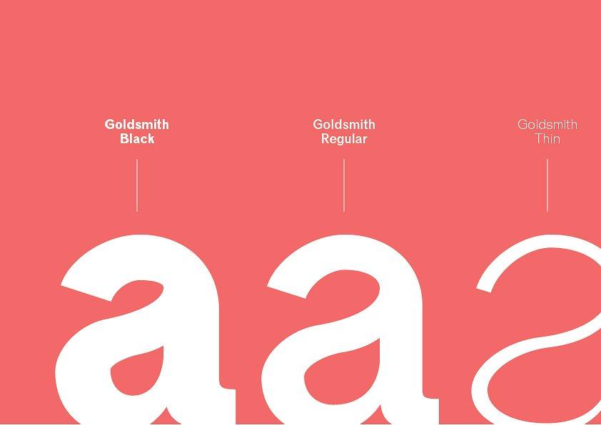 Goldsmith Font Family-3
