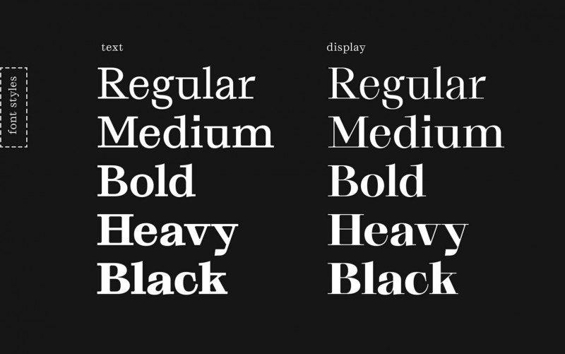 Grafier Serif Font Family-3