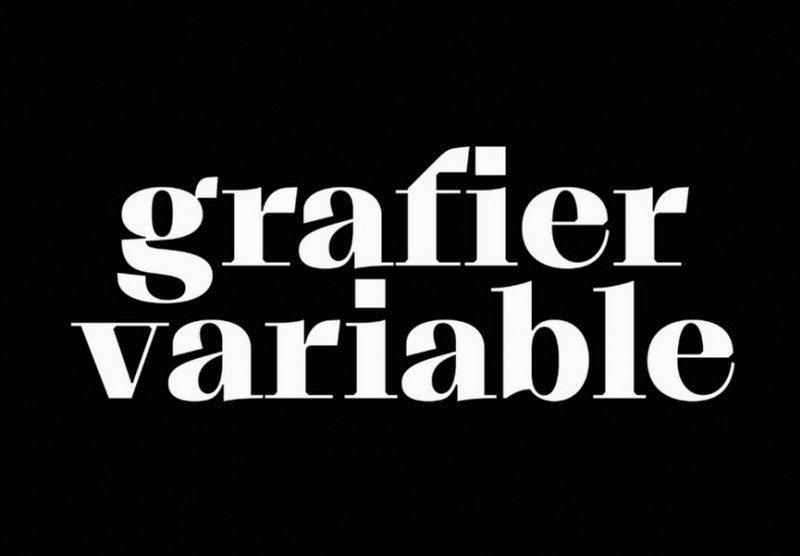 Grafier Serif Font Family