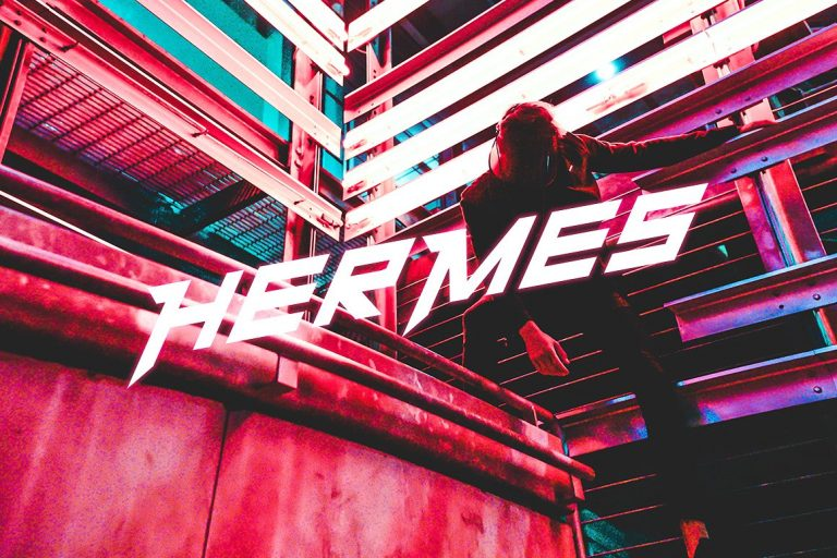 Hermes Typeface