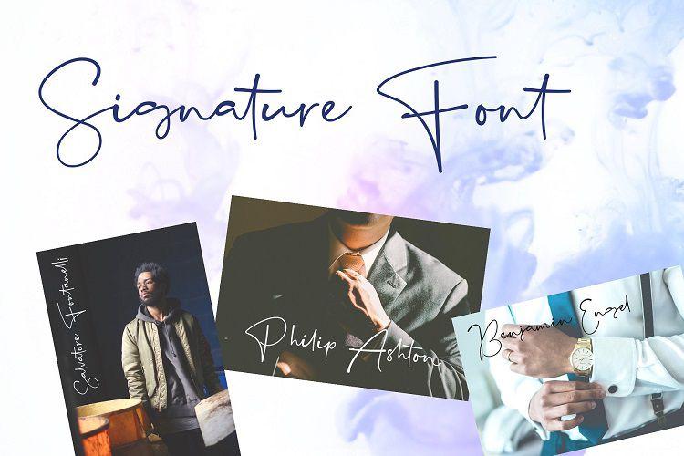 Southaste Signature Font-2
