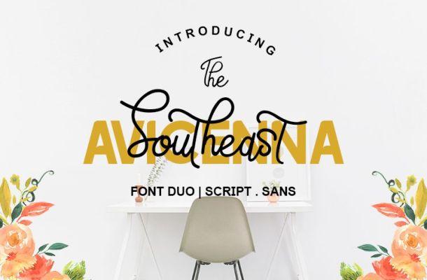Southeast Font Duo