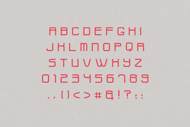 Widges Modern Font-2