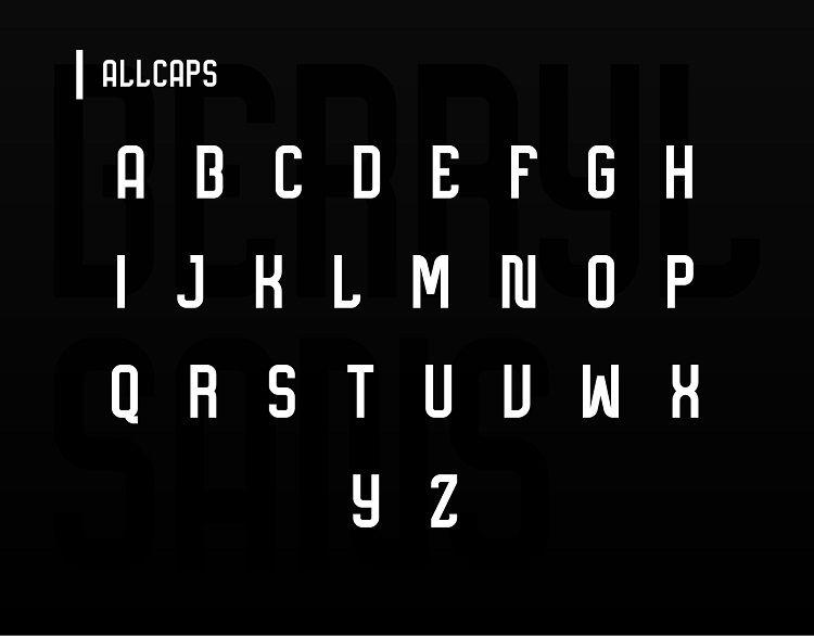 Berryl Sans Serif Font-4
