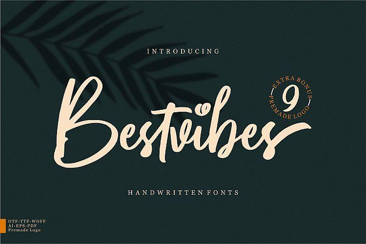 Bestvibes Script Font