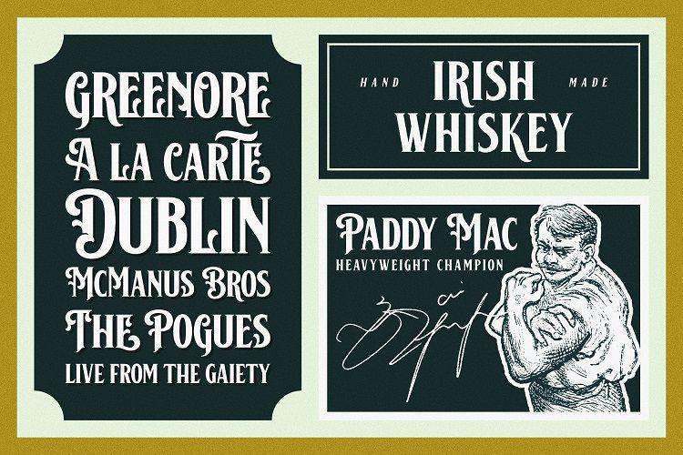Cairlinn Vintage Font-2