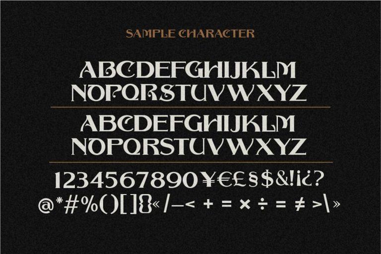 Collonar Typeface-3