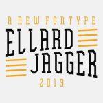 Ellard Jagger Display Font