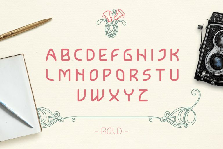 Lokka Typeface-3