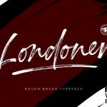 Londoner Brush Font