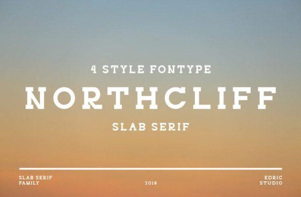 Northcliff Slab Font
