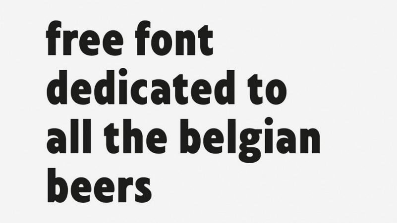 Trappist Sans Serif Font-2