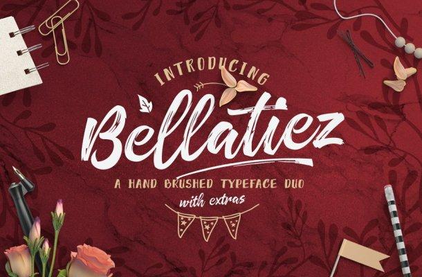 Bellatiez Font Duo
