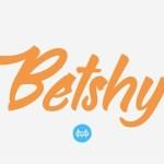 Bethsy Script Font
