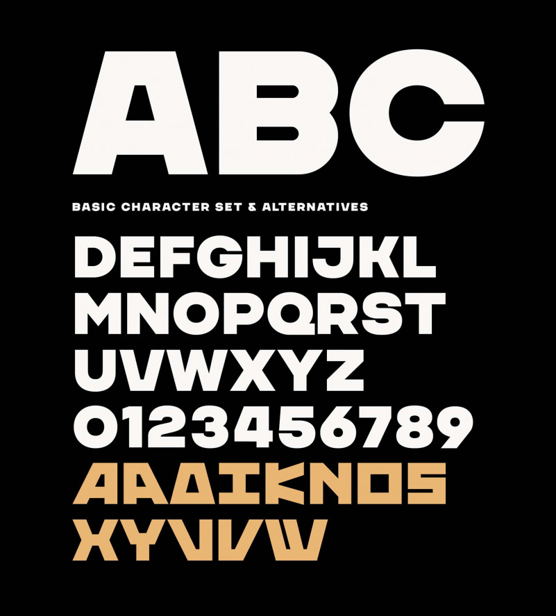Chaney Font Family-3