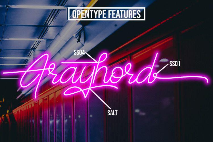 Frayhord Signature Font-2