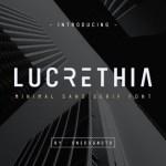 Lucrethia Sans Serif Font