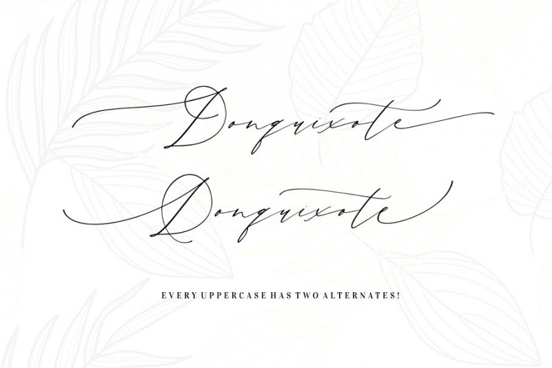 Month Glade Handwritten Font-3