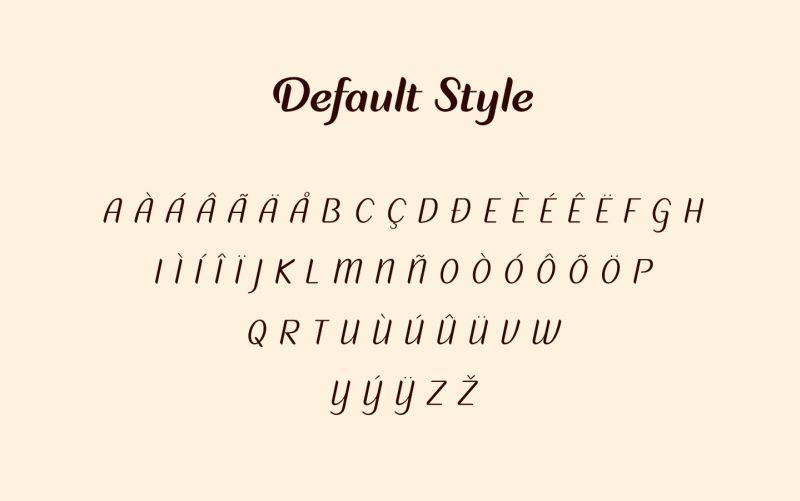 Plom Praeng Script Font-2
