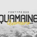 Quamaine Font Duo