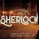 Sherlock Typeface