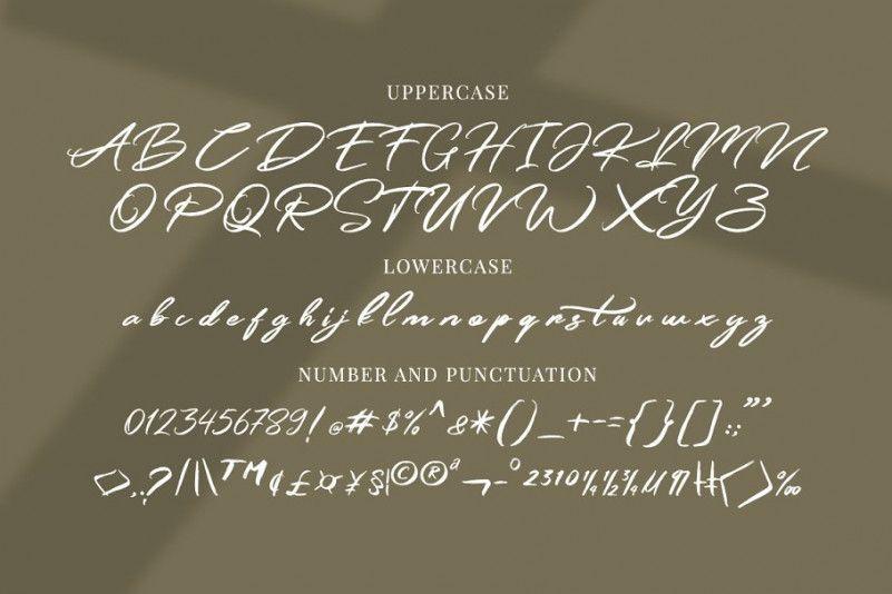 Simpletune Handwritten Font-3