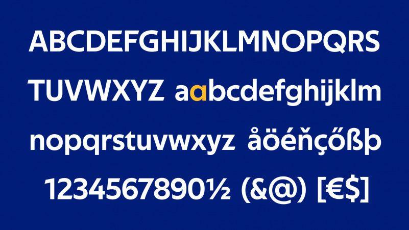 Techna Sans Serif Font-3