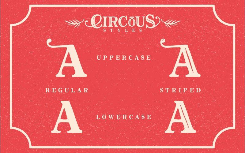 The Circous Typeface-3'