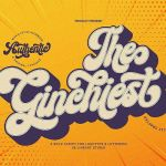 The Ginchiest Script Font
