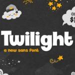 Twilight Free Font