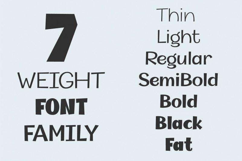 Champigna Font Family-2