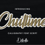 Chuttime Script Font