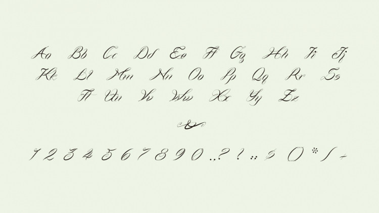 Curlings Calligraphy Font-2