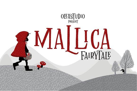 Mallica Fairytale Font